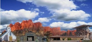 Superstition Mountain Museum Buildings