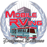 Official Logo - MobileRVing.com THE BEST RV Parks, Resorts, Campgrounds in America