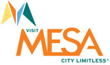 Visit Mesa, City Limitless - Official Logo - Visit Mesa (Arizona)