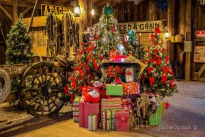 Christmas in the Barn Event - Dec 10, 2016
