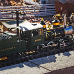 Closeup of the SMMRR Trains & Features (Photo by Jack Olson)