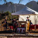 One Heart at a Time Band - Superstition Mountain Museum Railroad Dedication, Nov 19, 2016