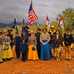 Buffalo Soldiers at Heritage Days & Apacheland Reunion 2017