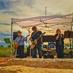 Band Playing at the Superstition Authors & Artists Event - Feb 11, 2017