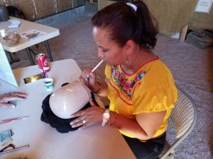 Magic of Mexican Artistry Event - Mata Ortiz Pottery by Lila Silveira