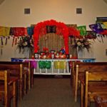 Elvis Chapel - Decorated for the Magic of Mexican Artistry Event - 2017