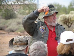 Desert Safety & Survival Class at the Museum