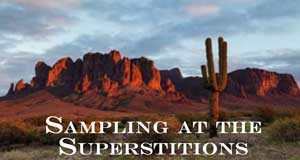 Sampling at the Superstitions