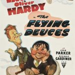 "Stan Laurel & Oliver Hardy in ""The Flying Deuces"""