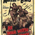 "Dean Martin and Jerry Lewis ""At War With The Army"""