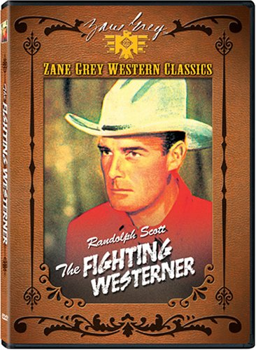 The Fighting Westerner poster