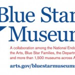 Blue Star Museums Graphic - arts.gov/bluestarmuseums