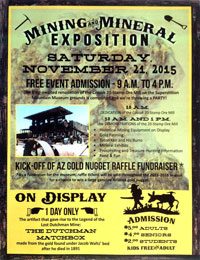 Flyer – Mining & Mineral Expo – Nov 21, 2015 (.pdf, 249kb)