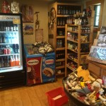 Ice Cold Drinks, Ice Cream and other Items inside Charlie's General Store