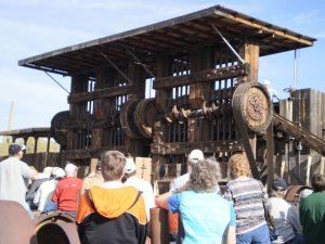 20 Stamp Mill Demonstration at Heritage Days & Apacheland Reunion - 2016