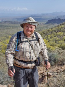 Ted Tenny, Amazing Adventures on Superstition Hikes