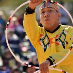 Yellow Bird Apache Hoop Dancer