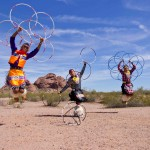 Yellow Bird Apache Hoop Dancers