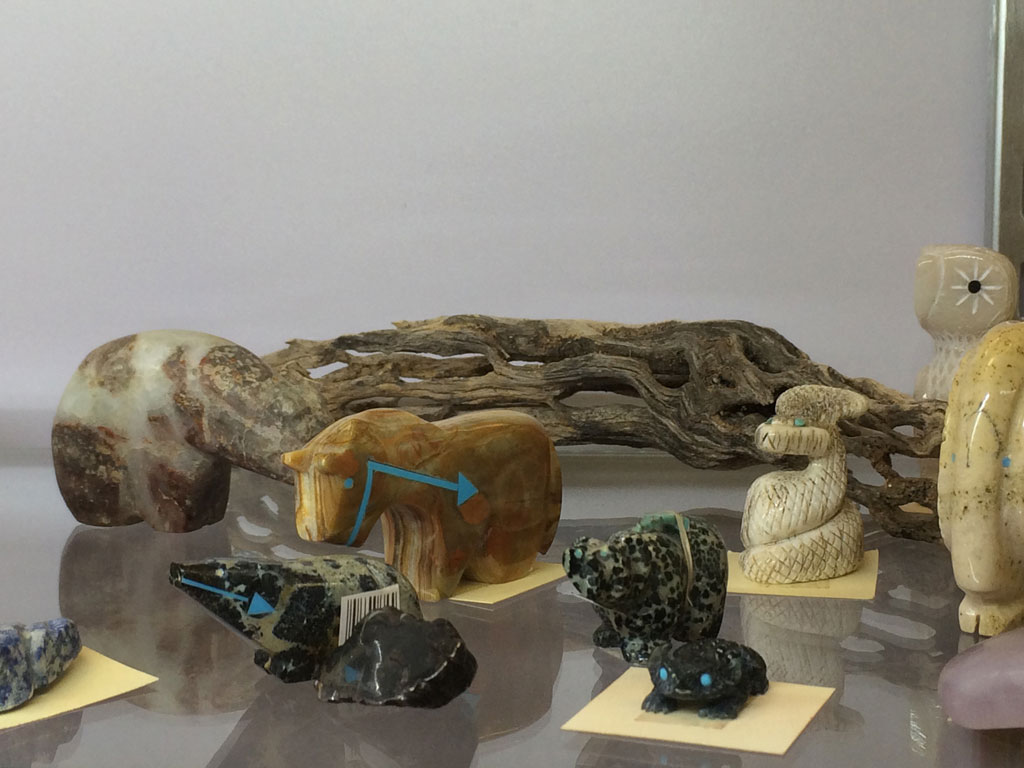 Zuni Fetishes Carvings - Available at the Museum Store - Superstition Mountain Lost Dutchman Museum